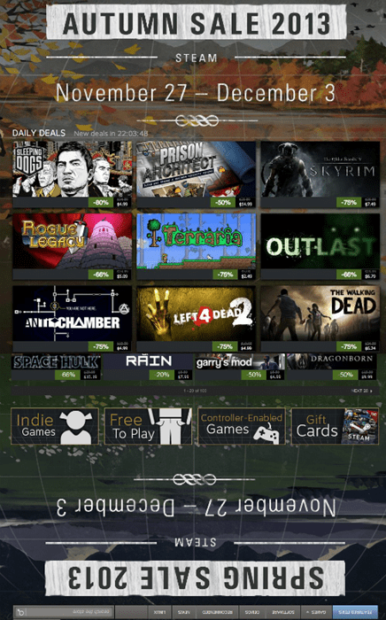 pc games sale steam PC MASTER RACE steam sale Video Game Coverage