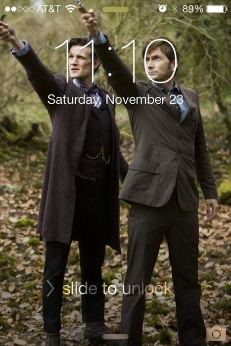 11th Doctor 10th doctor 50th anniversary iphone - 7925857280
