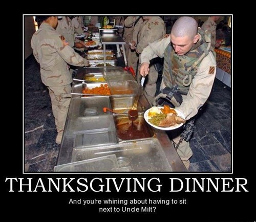 family,holidays,funny,soldiers,thanksgiving