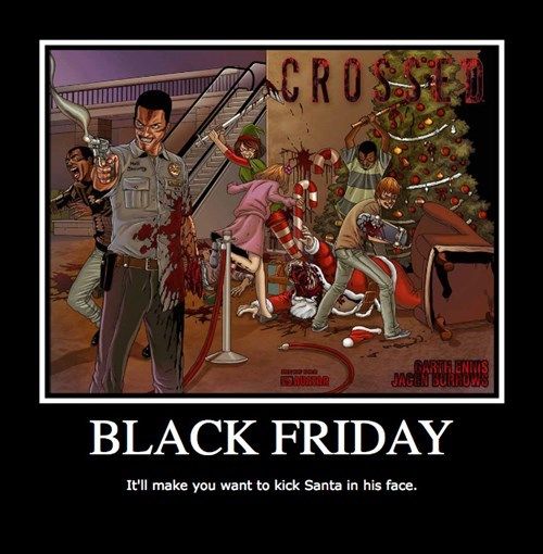 black friday funny wtf santa claus - 7925958912