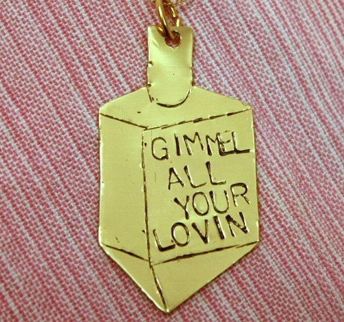 dreidel necklaces puns Jewelry hanukkah - 7926019840