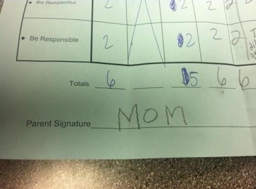 signature moms parenting permission slips - 7926049280