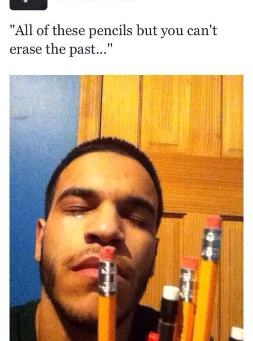 Drake puns pencils funny - 7926159104