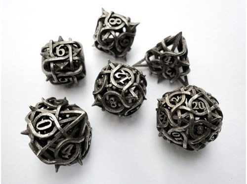 These Dice Will Get You Into and Out of Some Thorny Situations