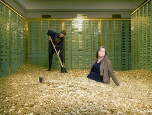 bank shut up and take my money vault funny g rated win - 7926169600