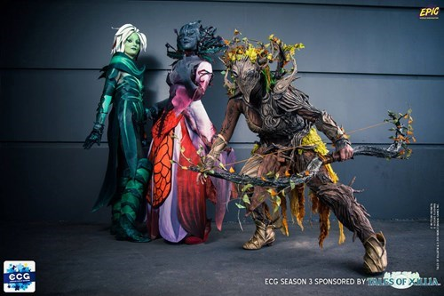 cosplay,guild wars 2,video games