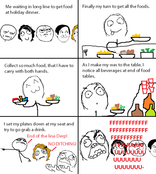 family food holidays rage - 7926263552