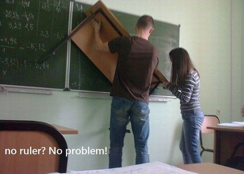 chalk board classroom funny