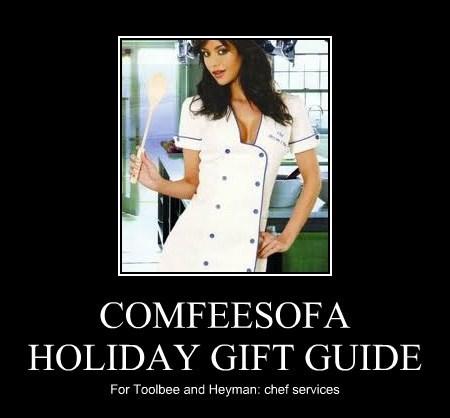 COMFEESOFA HOLIDAY GIFT GUIDE