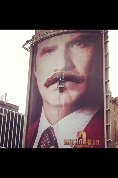 anchorman funny Will Ferrel ron burgandy