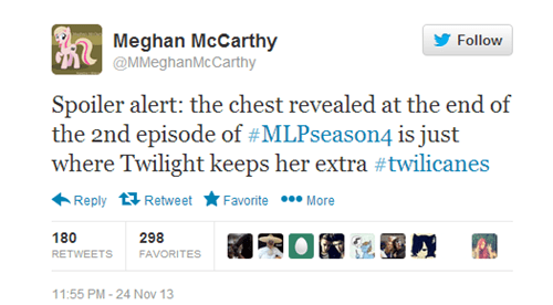 meghan mccarthy twitter twilicane secret chest - 7926392832