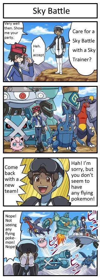 pokemon logic sky battle - 7926469376