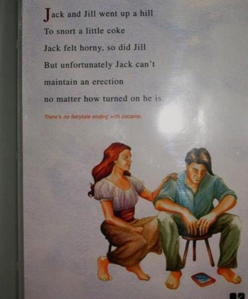 coke drugs Jack And Jill - 7926660608