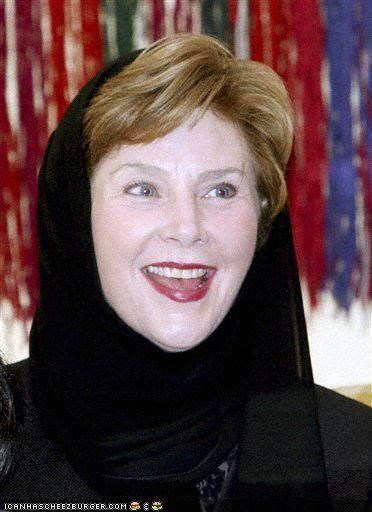 Laura Bush,republican