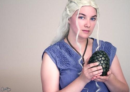 cosplay Daenerys Targaryen Game of Thrones - 7926936320