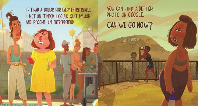 illustrations art overhears - 7927301