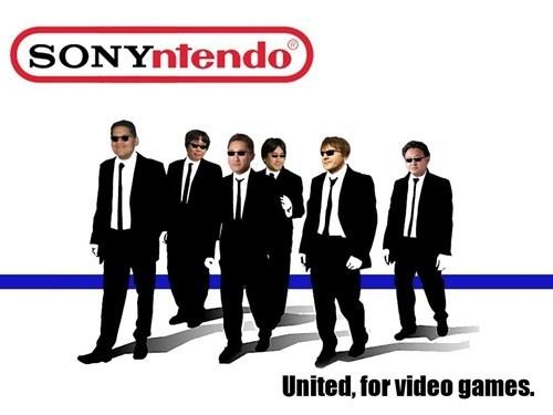 nintendo,Sony