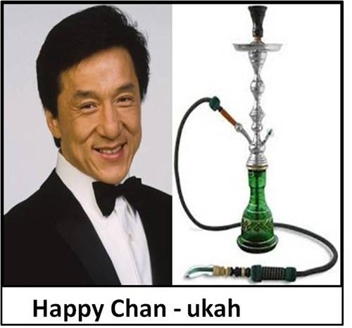 hanukkah puns Jackie Chan - 7927500800