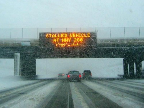 driving traffic signs table flip road signs g rated monday thru friday - 7928223744