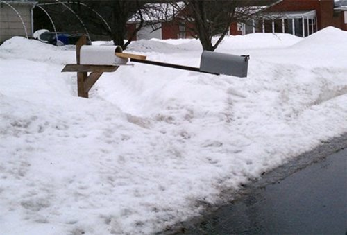 snow mailboxes there I fixed it - 7929081344