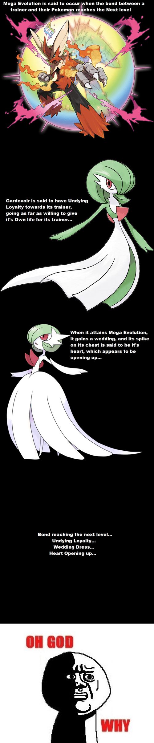 Pokémon marriage mega evolution - 7929158912