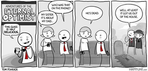 funny optimism web comics - 7929170432