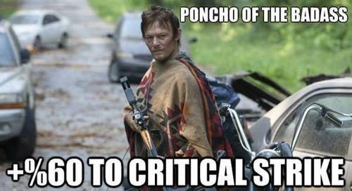 daryl dixon BAMF The Walking Dead