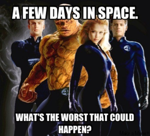 marvel movies Fantastic Four - 7929235712