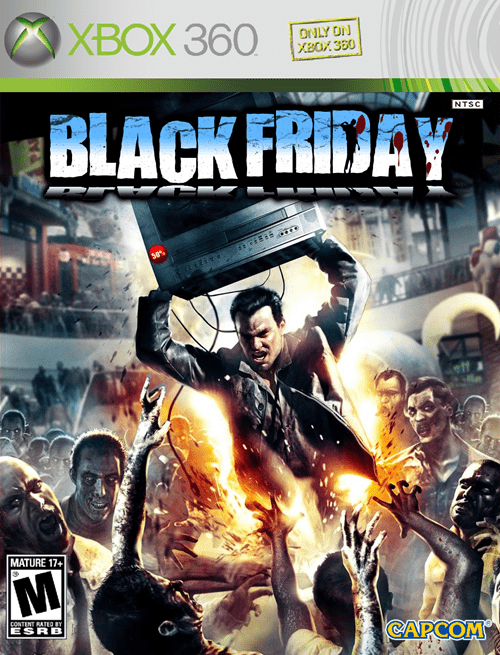 Dead Rising black friday xbox - 7929600256