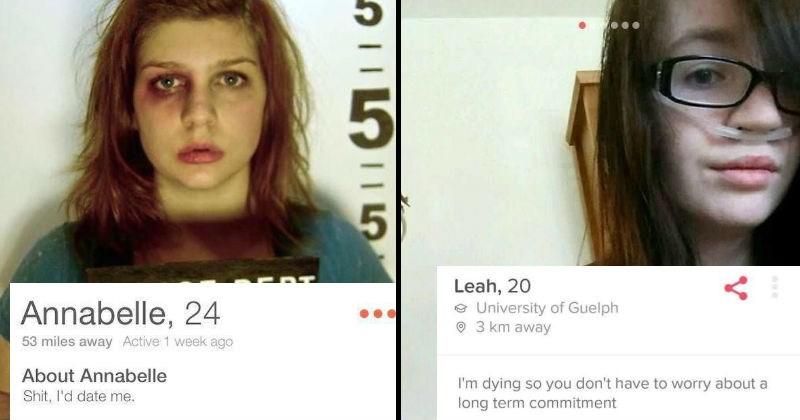 extra weird tinder profiles