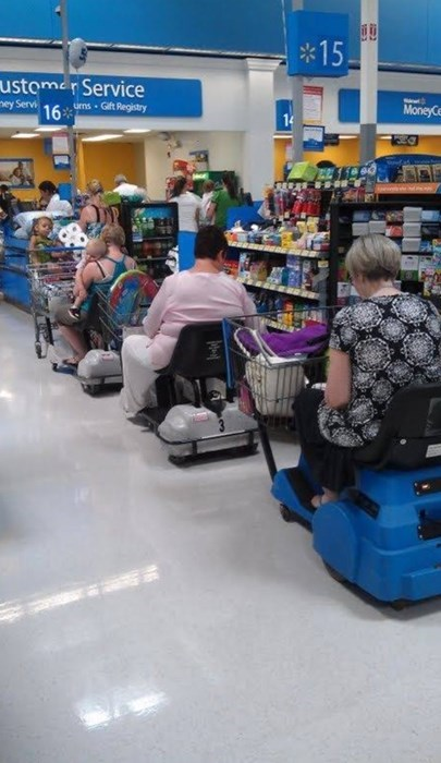 smartcarts obesity Walmart - 7930329344