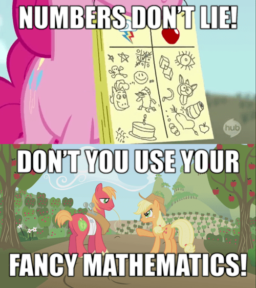 applejack,pinkie pie,fancy mathematics