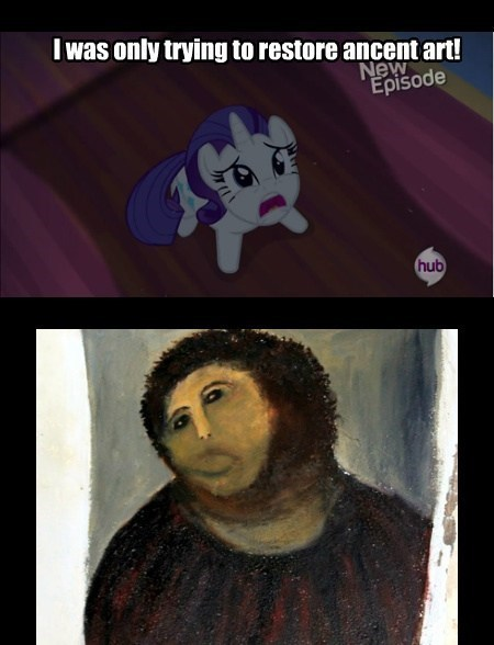 painting rarity restoration - 7930980352