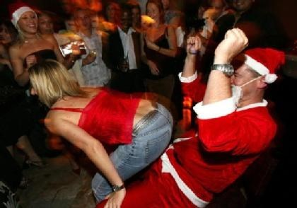 drunk Christmas party funny Office after 12 - 7931480064
