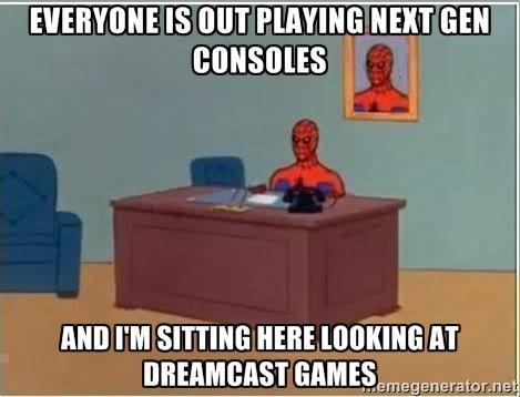 dreamcast next gen sega - 7932636672