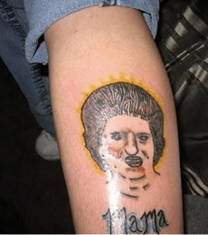 bad FAIL portraits tattoos - 7932722176