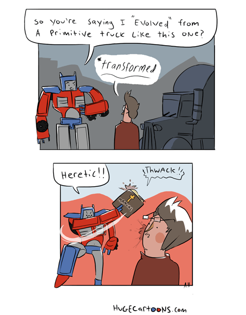 transformers,optimus prime,Debates,web comics