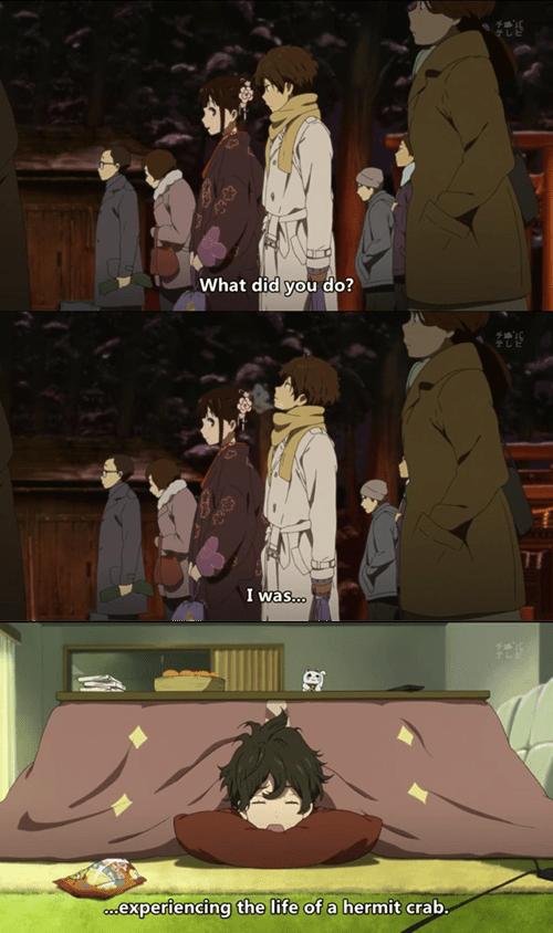 anime holidays hyouka - 7932880384