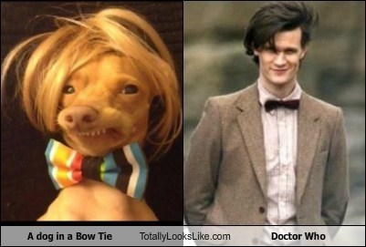 doctor who Matt Smith totally looks like - 7932991488
