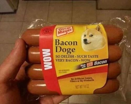 meme hot dogs funny oscar mayer doge - 7933154560