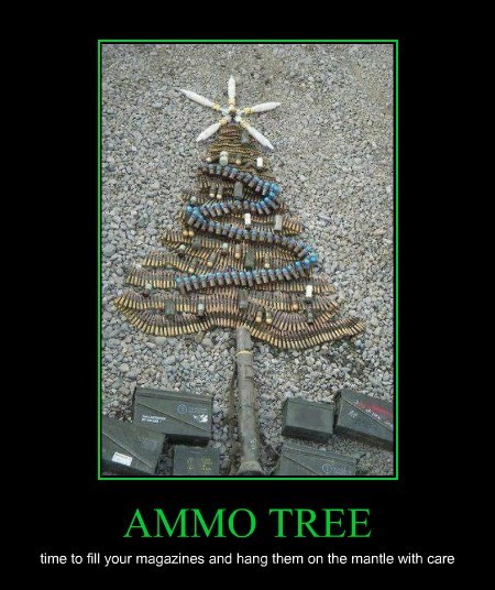 christmas ammo holiday funny - 7933171968