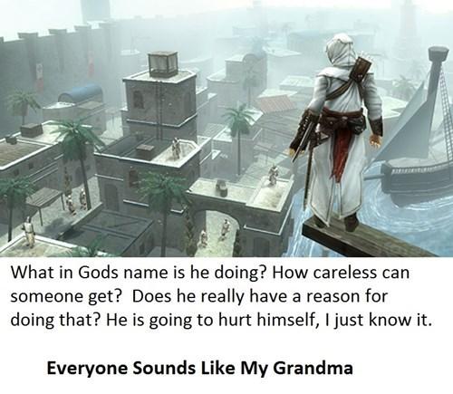 assassins creed NPCs - 7933672192