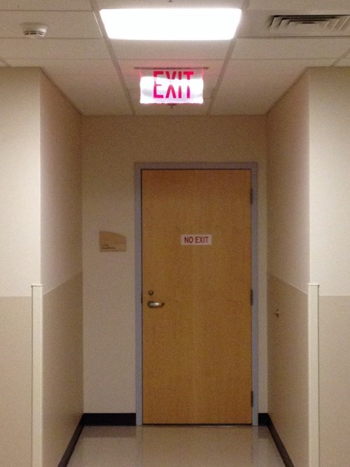 doors,exit,there I fixed it