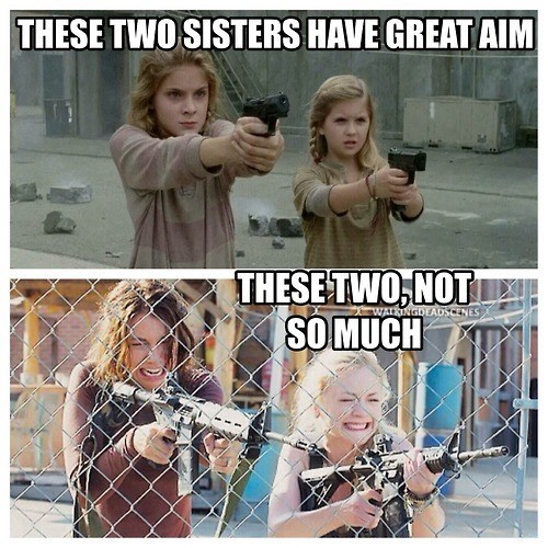 aim,little girls,sad times,greene sisters