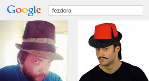 fashion FEZ fedora wtf fezdora g rated poorly dressed - 7934703360