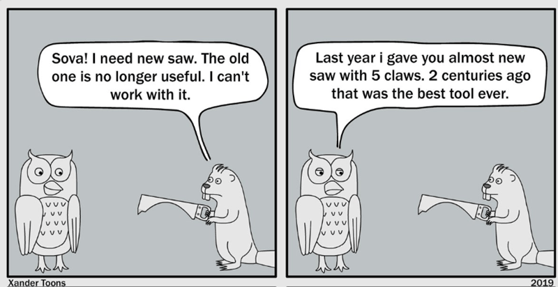 boss animal comics Owl web comics - 7934725
