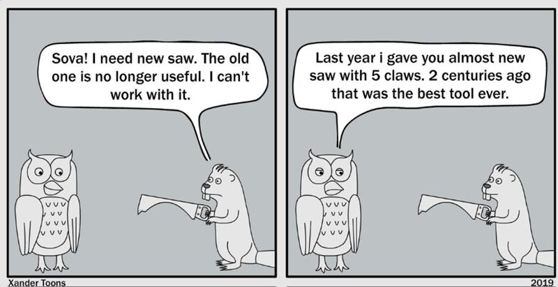 boss animal comics Owl web comics - 7934725