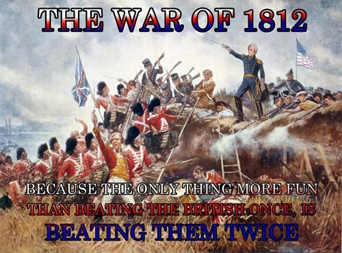military,war of 1812