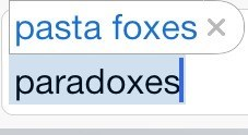 autocorrect,paradoxes,text