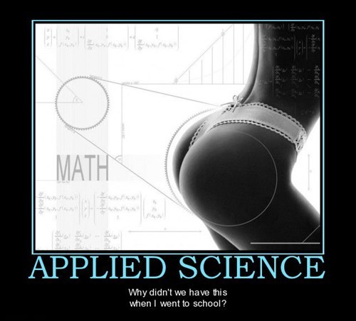 Sexy Ladies funny science math teaching - 7934742272